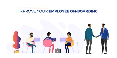 Employee Onboarding: Setting New Employees Up for Sucess tickets