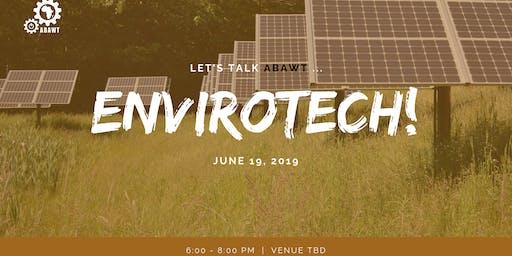 Let's talk ABAWT ... EnviroTech
