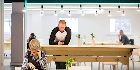 Open Day at TMRW - Spend a day Hot Desking tickets