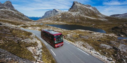 Bus from Voss to Bergen & Bergen Airport - SX19 Transportation