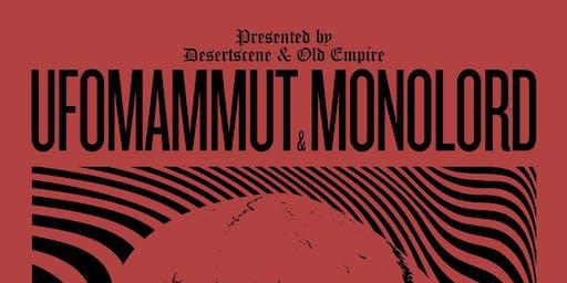 Ufomammut + Monolord (co-headline)
