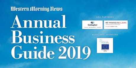 Western Morning News Annual Business Guide 2019 tickets