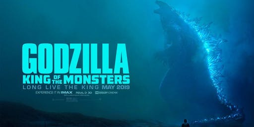 Movie: Godzilla: King of the Monsters at UA Kaufman Astoria in New York