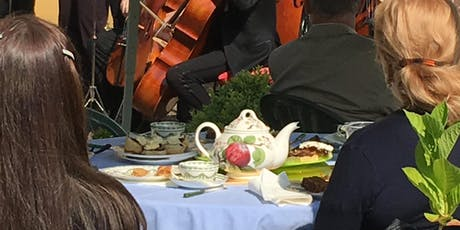 Pop-Up Sunday Afternoon Tea, 25th August 2019 tickets