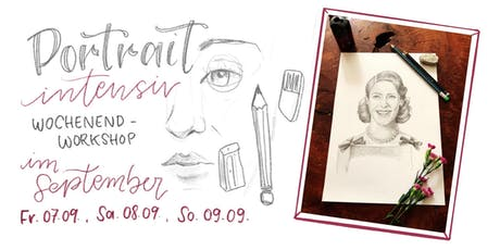 Portrait Intensiv - Workshop Wochenende im September Tickets