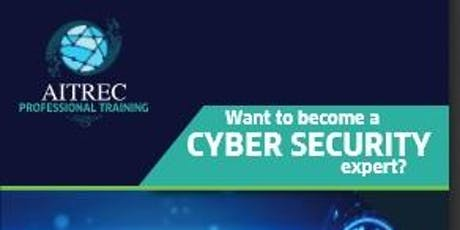 AITREC Masterclass Cybersecurity Training Program tickets