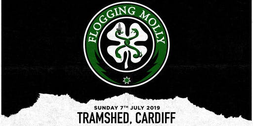 Flogging Molly (Tramshed, Cardiff)