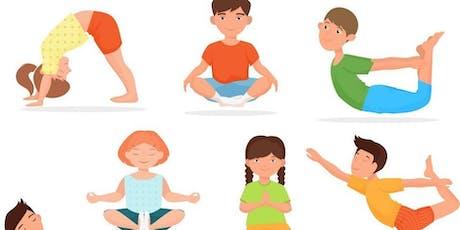 Bore Da i'r Teulu   Good Morning Family Yoga tickets
