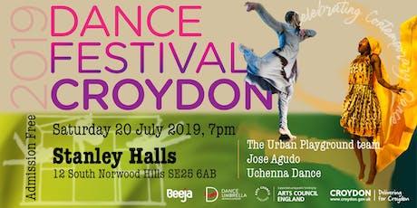 Dance Festival Croydon 2019 - Stanley Halls tickets