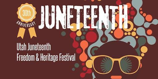 Utah Juneteenth Freedom & Heritage Festival