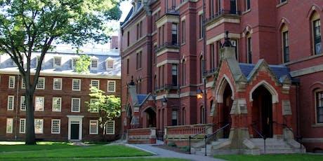 UB EXCLUSIVE: 4 Stunden an der Harvard Uni :P Tickets