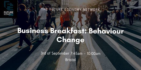 Business Breakfast: Behaviour Change  tickets