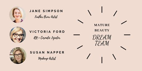 Beauty Dream Team. Look great, feel amazing and save time tickets