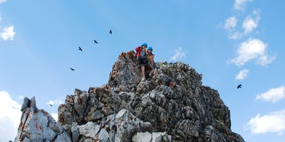 Book a spectacular via ferrata in Cortina d'Ampezzo