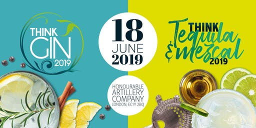 Think Gin and Think Tequila & Mezcal 2019