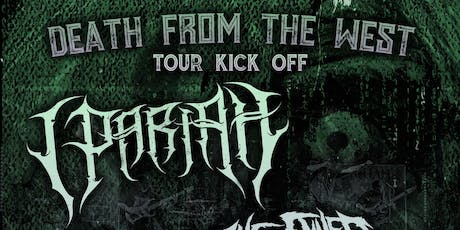 I, Pariah with The Exiled Martyr and special guests tickets