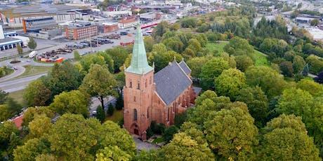 Pådriv-frokost: Biomangfold i Hovinbyen – et biolaboratorium for Oslo? tickets