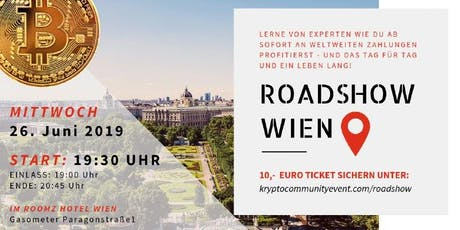 Roadshow Wien Tickets
