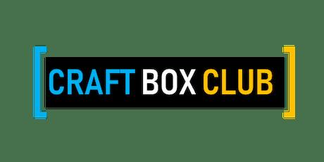 Craft Box Club tickets