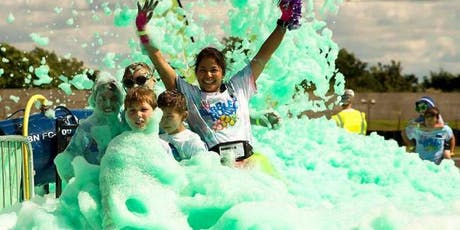 SK Foam and Colour Run  tickets