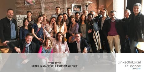 LinkedInLocal Lausanne 2019 billets