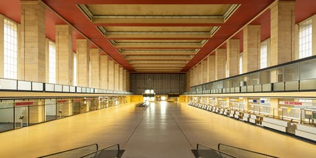 UCL Berlin Alumni Club - Tempelhof tour and picnic tickets