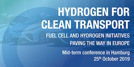Hydrogen for Clean Transport Conference 2019 tickets