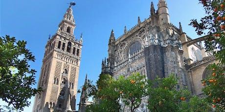 Visita Sevilla GRATIS!! Hazte un Free Tour -Todas las mañanas y tardes- entradas
