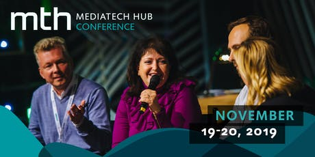 MediaTech Hub Conference tickets