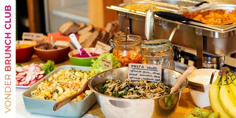All-you-can-eat Vegan Brunch tickets