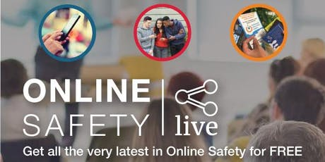 Online Safety Live - Falkirk tickets