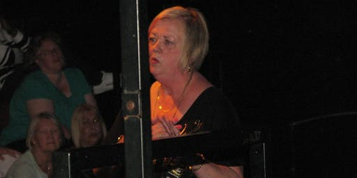 Evening of Clairvoyance with Medium Maggie Jones:  Friday 28th June 2019:7pm