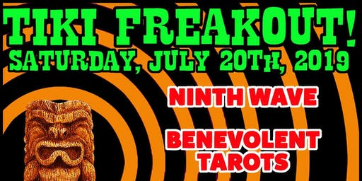 Ninth Wave, Benevolent Tarots, Zombie Beach & DJ Matt Little