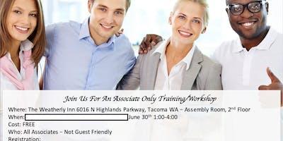 USANA Northwest Leadership Training