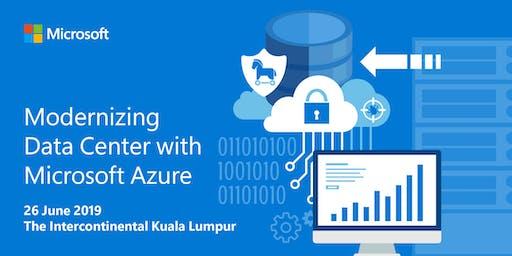 Modernizing Data Center with Microsoft Azure