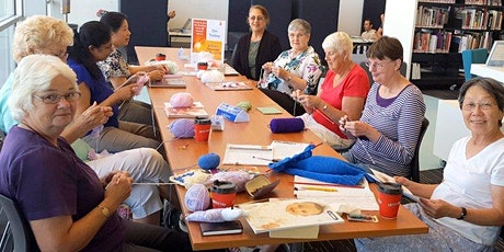 Spearwood Knitting Circle - Adult Program tickets