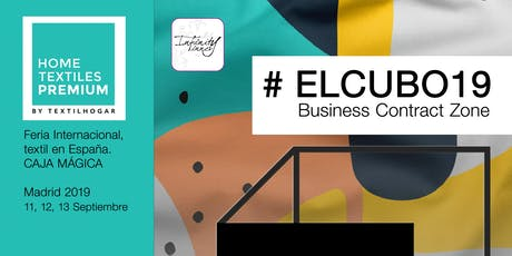 EL CUBO Contract Business Zone #ELCUBO19  entradas