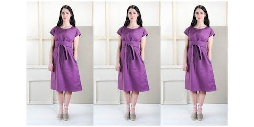Terrace Dress (Liesl + Co. pattern)