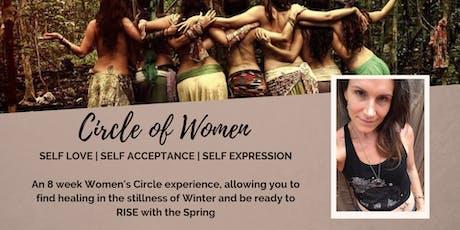 Circle of Women: 8 week Women's Circle Experience tickets