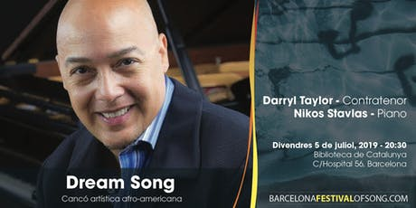 Dream Song: Concierto de Canción Artística Afroamericana entradas