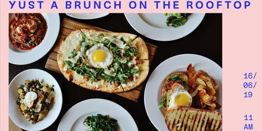 YUST Brunch: On The Rooftop