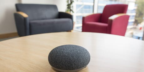 Utilising Smart Speakers for Social Care - Drop in Event - St Austell tickets