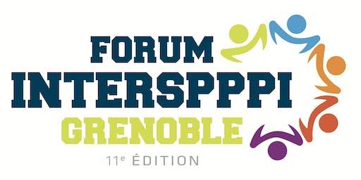 11e Forum National Inter SPPPI