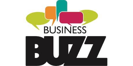 Business BUZZ - Soho London tickets