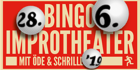 BINGO-IMPROTHEATER Tickets