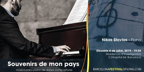 Souvenirs de Mon Pays: Música para Piano de Mujeres Compositoras entradas