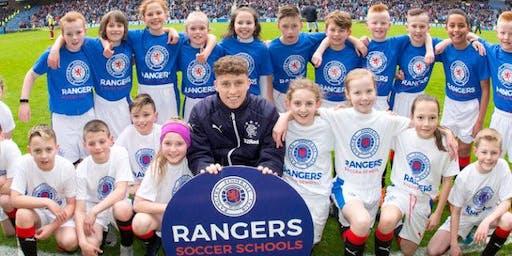 Rangers FC Soccer School @ Stonelaw Community Sports Hub