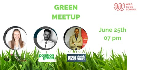 Green Meetup - Exciting new green technology of the future tickets