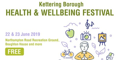 Kettering Borough Health and Wellbeing Festival