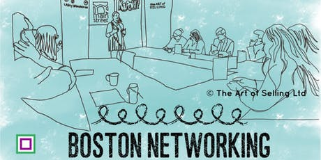 Business Lunch Networking -Boston tickets